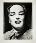 Marilyn-Mao; Halsman, Philippe; 1952; 1987:0013:0010