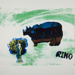 Untitled [Rino]; Fichter, Robert; 1970; 1971:0617:0001