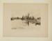 Shakespeare Memorial and Avon from Clopton Bridge; A. W. Elson & Co., Boston; 1898; 1974:0074:0004