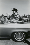 Untitled [Masked rider]; Dane, Bill; ca. 1974; 2011:0014:0036