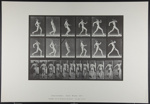 Walking. [M. 7]; Da Copa Press; Muybridge, Eadweard; 1887; 1972:0288:0006
