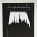 [Untitled, image of window and torn shade]; Wells, Alice; ca. 1962; 1972:0287:0160