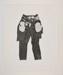 [torn pants]; Tsuchida, Hiromi; 1983; 1993:0005:0001