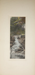 Untitled [Cascade]; Thompson, Fred; ca. 1900s; 1986:0026:0004