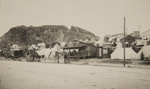 Refugee Camp at Reservoir Hill; Chadwick, Harry W. (1860-1933); 1906; 1978:0151:0053
