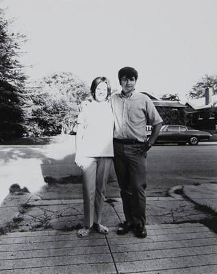 John & Rosemary; Riss, Murray; 1970; 1972:0194:0038