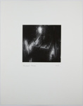 Untitled [Window with condensation]; Moore, Mike; 1972; 1974:0003:0019