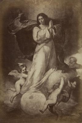 La Inmaculada; Murillo, Bartolome Esteban; Laurent, Jean; undated; 1978:0149:0003