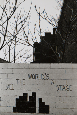 All the World's a Stage; Lundstrom, Jan-Erik; 1983; 1986:0012:0011