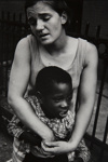 Untitled [Mother and child]; Moy, David; undated; 1971:0325:0001