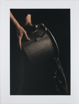 Untitled [Pouring water]; Larson, Nate; undated; 2011:0015:0002