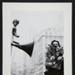 Untitled [Woman Protester Next to Loudspeaker]; von dem Bussche, Wolf; ca. 1950-1970; 1971:0351:0001
