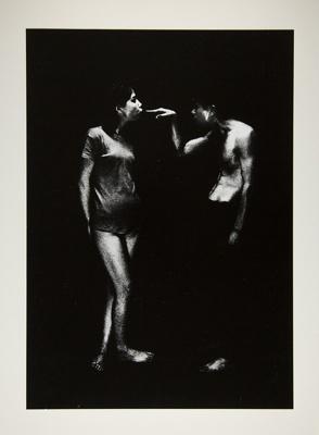 Man and Woman #19; Hosoe, Eikoh; 1960; 1972:0285:0015