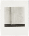 Untitled [Wall with white paint]; Cooper, John; ca. 1983; 1983:0016:0011