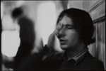 Untitled [Man rubbing his eye]; Eastman, George; 1971; 1972:0269:0001