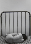 Untitled [Woman on bed]; Mertin, Roger; ca. early 1960s; 1998:0005:0021