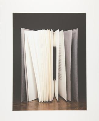 Untitled [Open book]; Manchee, Doug; 2008; 2009:0060:0049