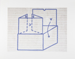 Untitled [Folding instructions]; Manchee, Doug; 2008; 2009:0060:0032