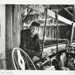 Untitled, [Man standing in a sawmill].; Newton, Neil; 1971; 1974:0015:0013