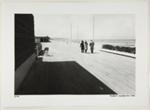[Three People Walk Along Boardwalk]; Kuligowski, Eddie; 1973; 1986:0014:0005