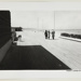 [Three People Walk Along Boardwalk]; Kuligowski, Eddie; 1973; 1986:0014:0005