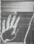 Hands / The Echo Of the Hand Picked Up By a Telecopier Across the Room; Sheridan, Sonia Landy; ca. 1974; 1981:0116:0023