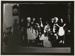 Untitled, [group of costumed people on a stage]. ; Wells, Alice; c.a. 1970; 1973:0190:0007
