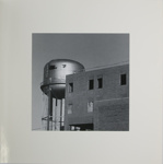 Untitled [Water tower]; Harter, Donald; 1973; 1988:0001:0010