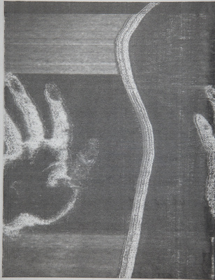 Hands / The Echo Of the Hand Picked Up By a Telecopier Across the Room; Sheridan, Sonia Landy; ca. 1974; 1981:0116:0021