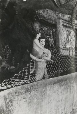 Untitled [Mermaid sculptures]; Dane, Bill; ca. 1975; 2011:0014:0020