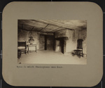 Room in which Shakespeare was Born; Wilson, George Washington; ca. 1870; 1976:0004:0007
