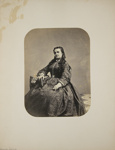 Untitled [Isabelle Salado]; Fredericks, Charles D.; ca. 1864; 2000:0143:0011