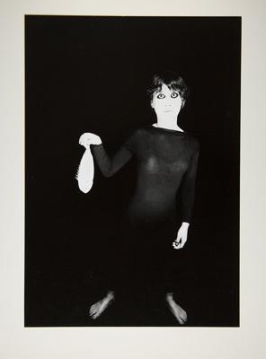 Man and Woman #1; Hosoe, Eikoh; 1960; 1972:0285:0002