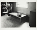 [Untitled, little boy sleeping on cot in a nursery]. ; Heron, Reginald; 1966; 1972:0162:9999