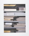 Untitled [Boxes and matted photographs]; Manchee, Doug; 2008; 2009:0060:0043