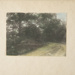 Untitled [Dirt road]; Thompson, Fred; ca. 1900s; 1986:0025:0003