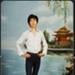 Untitled Portrait # 5; Beijing Guangming Backdrop Studio; ca. 1990; 2009:0054:0006