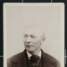 Portrait of Mr. William Stoutnew of Gloversville, NY; Kibbe, William H.; circa 1890; 1977:0036:0039