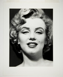 Portrait of Marilyn; Halsman, Philippe; 1952; 1987:0013:0001