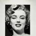 Portrait of Marilyn; Halsman, Philippe; 1952; 1987:0013:0001