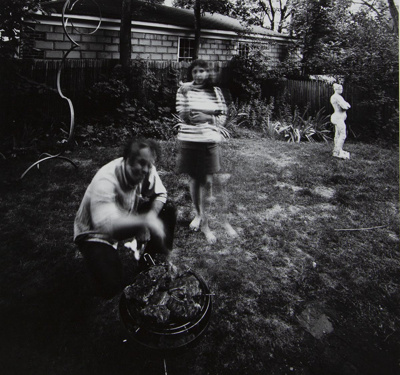 Untitled [Grill]; Riss, Murray; ca. 1970s; 1972:0194:0004