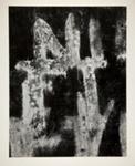 Rome Hieroglyph 5; Siskind, Aaron; 1963; 1984:0015:0001