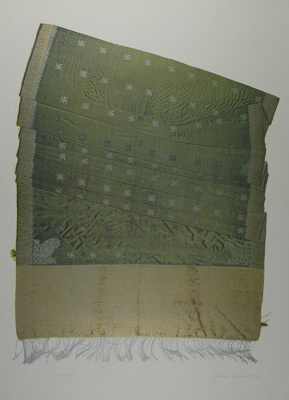 Untitled [Shawl] ; Lyons, Joan; 1974; 1974:0050:0009
