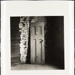 Untitled [Door against a wall]; Cooper, John; ca. 1983; 1983:0016:0005