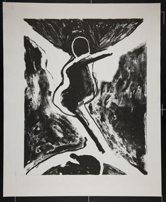 Untitled; Fichter, Robert; ca. 1960-1970; 1971:0466:0001