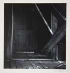 [Untitled, Doorway]; Wells, Alice; 1962; 1972:0287:0136