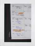 Untitled [Calendar]; Larson, Nate; ca. 2007; 2011:0015:0009