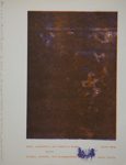 Dust, Scratches, and Newton's Rings Meets Hickys, Streaks, and Misregistration; Zirlin, Larry; Hyde, Scott; ca. 1970; 2000:0113:0001