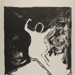 Untitled [figure leaping]; Fichter, Robert; ca. 1965; 2000:0061:0010