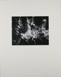Untitled [Water breaking around objects]; Matheson, Hugh; ca. 1975; 1976:0033:0011
